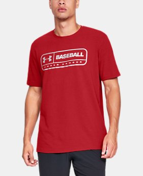 New Arrival Men's UA LockerTag Short Sleeve Shirt  3  Colors Available $25