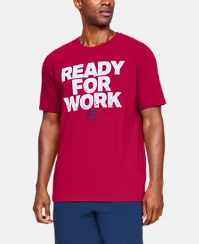 f42184e692 Men's Red Baseball Tops | Under Armour US