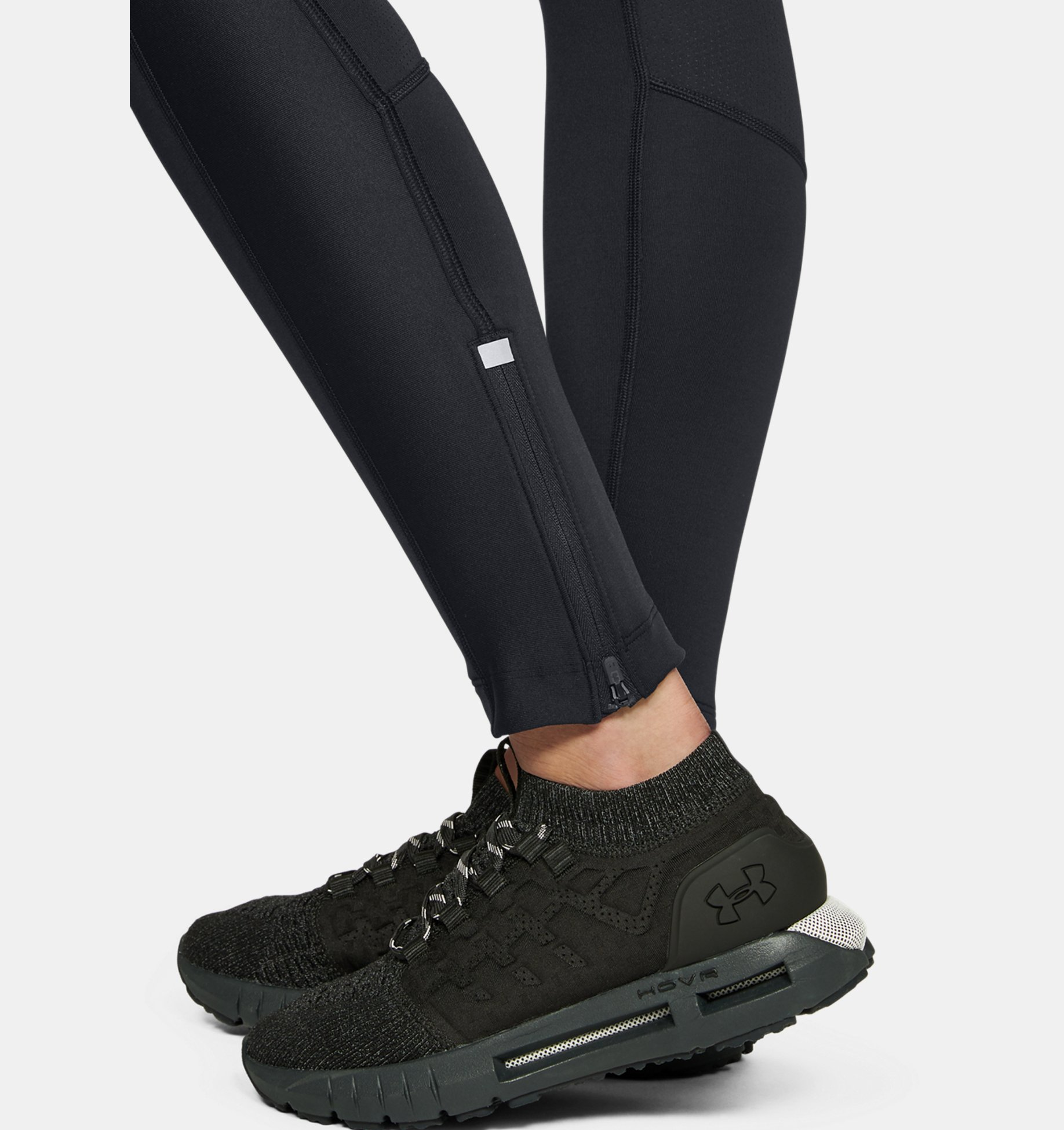 Legging Coldgear Run Storm Pour Femme Under Armour