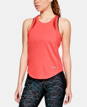 Women's UA HexDelta Tank  1  Color Available $50