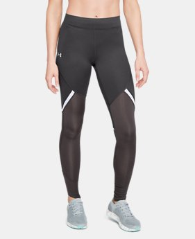 New Arrival  Women's ColdGear® Reactor Run Tights  1  Color Available $110