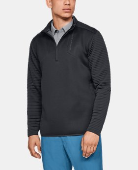 Men's UA Storm Daytona ½ Zip  1  Color Available $90