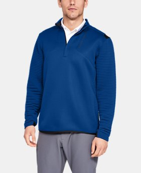 Men's UA Storm Daytona ½ Zip  1  Color Available $110