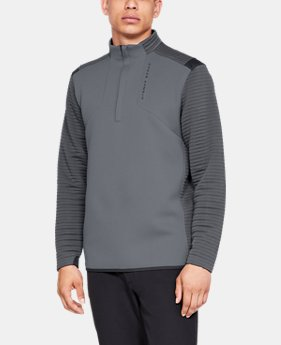 Men's UA Storm Daytona ½ Zip  5  Colors Available $110