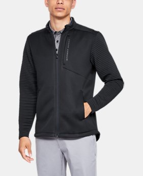 New Arrival Men's UA Storm Versa Daytona Full Zip  3  Colors Available $120