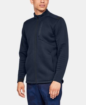 New Arrival Men's UA Storm Daytona Full Zip  1  Color Available $100
