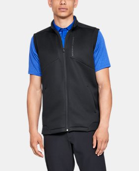 New Arrival Men's UA Storm Versa Daytona Vest  3  Colors Available $80