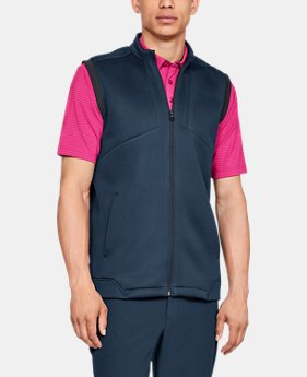 Men's UA Storm Daytona Vest  1  Color Available $100