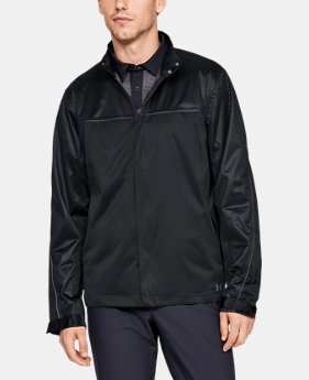 New Arrival Men's UA Storm Rain Jacket  1  Color Available $150