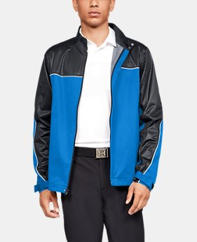 Men's UA Storm Rain Jacket  3  Colors Available $150