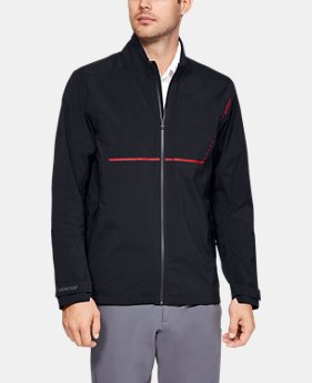 New Arrival  Men's UA Storm GORE-TEX® Paclite® Full Zip Jacket  1  Color Available $300
