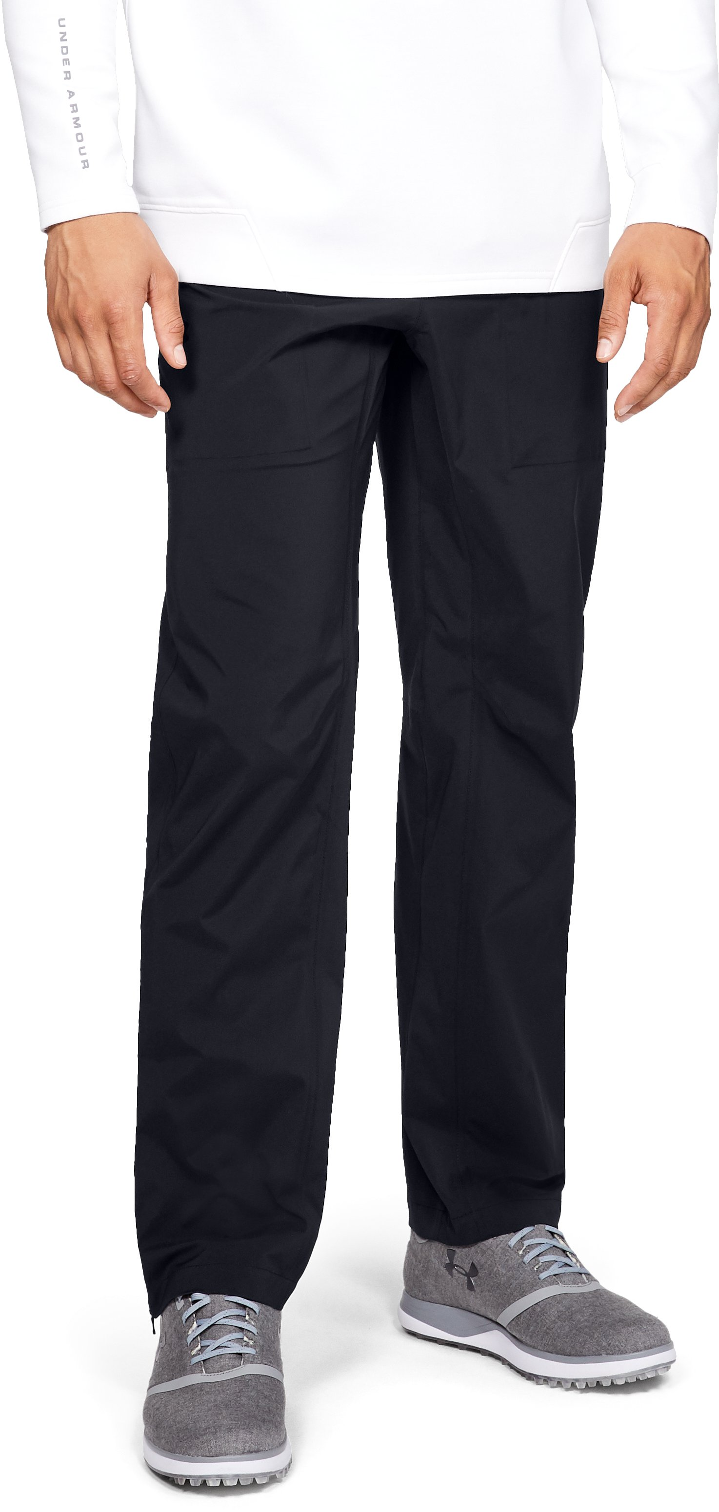 Men's UA Storm GORE-TEX® Paclite® Pants, Black