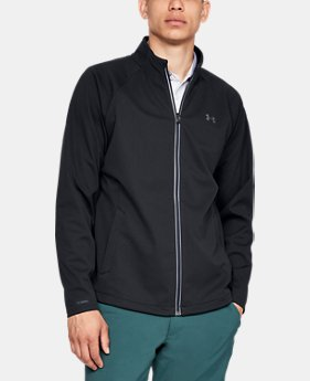 Men's UA Storm Full Zip  1  Color Available $100