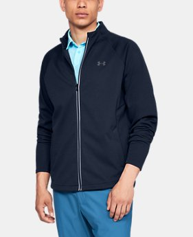 New Arrival Men's UA Storm Full Zip FREE U.S. SHIPPING 1  Color Available $100