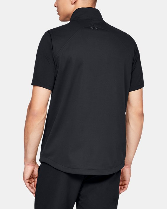 Men's UA Storm Vest, Black, pdpMainDesktop image number 2