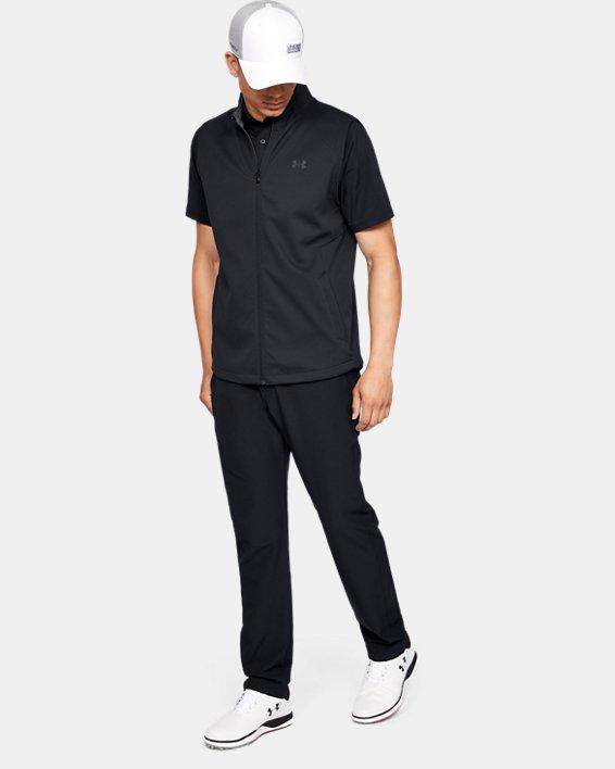 Men's UA Storm Vest, Black, pdpMainDesktop image number 7