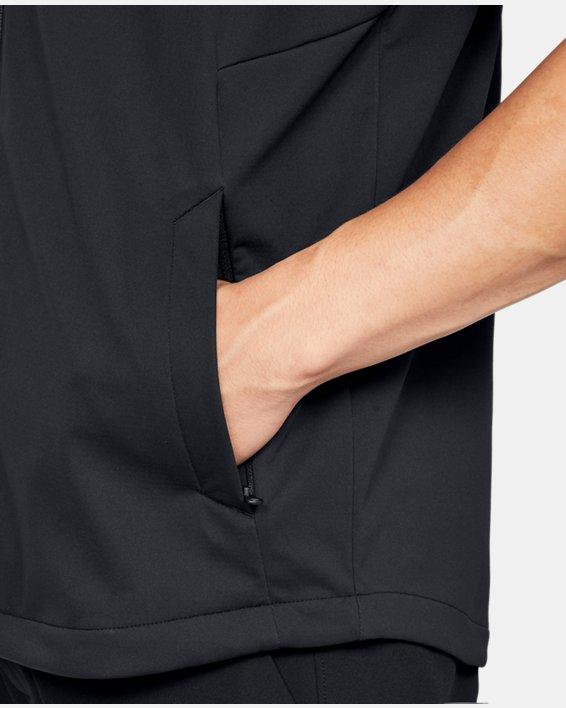 Men's UA Storm Vest, Black, pdpMainDesktop image number 6