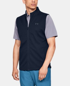 New Arrival Men's UA Storm Vest FREE U.S. SHIPPING 1  Color Available $85