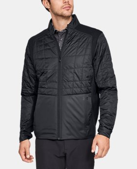 New Arrival Men's UA Storm Insulated Jacket  1  Color Available $160