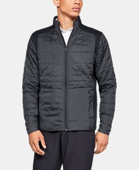 Best Seller Men's UA Storm Insulated Jacket  2  Colors Available $160