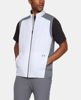 New Arrival  Men's UA Insulated Vest  3  Colors Available $130