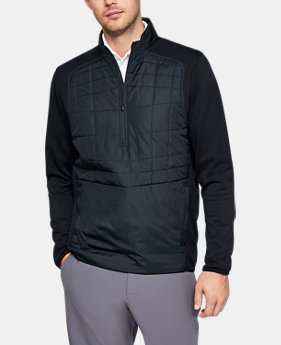 Men's UA Insulated ½ Zip  1  Color Available $150