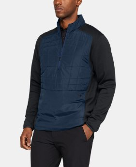 New Arrival  Men's UA Insulated ½ Zip  1  Color Available $180