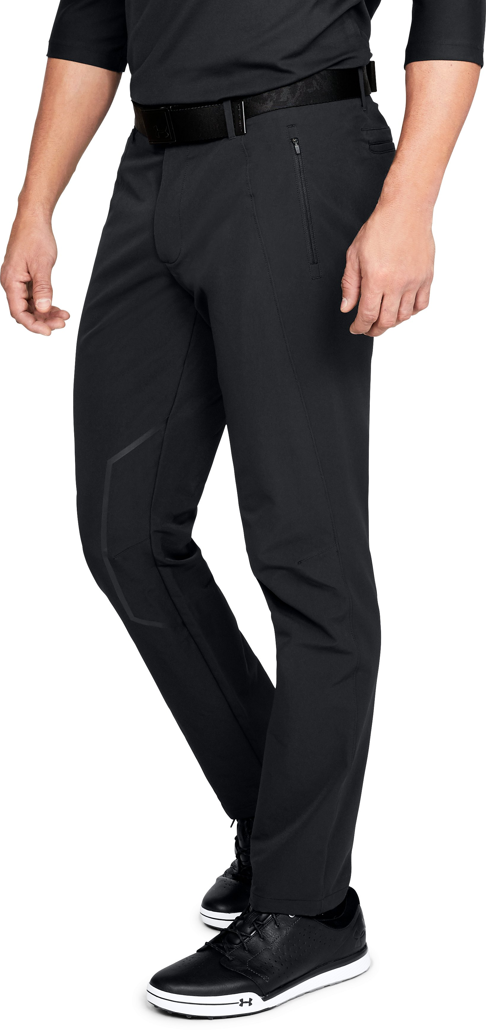 Men's UA Perpetual Pants, Black