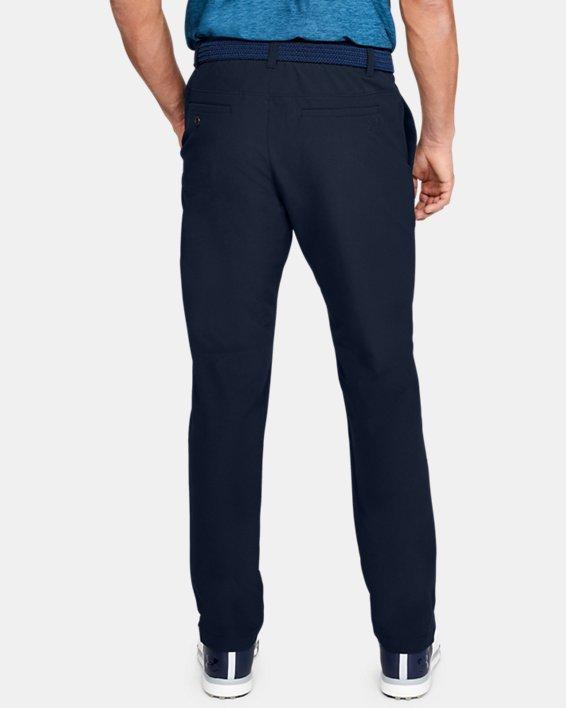 Men's ColdGear® Infrared Showdown Pants, Navy, pdpMainDesktop image number 2