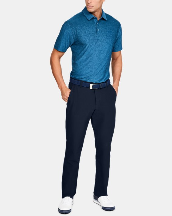Men's ColdGear® Infrared Showdown Pants, Navy, pdpMainDesktop image number 1