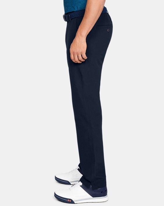 Men's ColdGear® Infrared Showdown Pants, Navy, pdpMainDesktop image number 3
