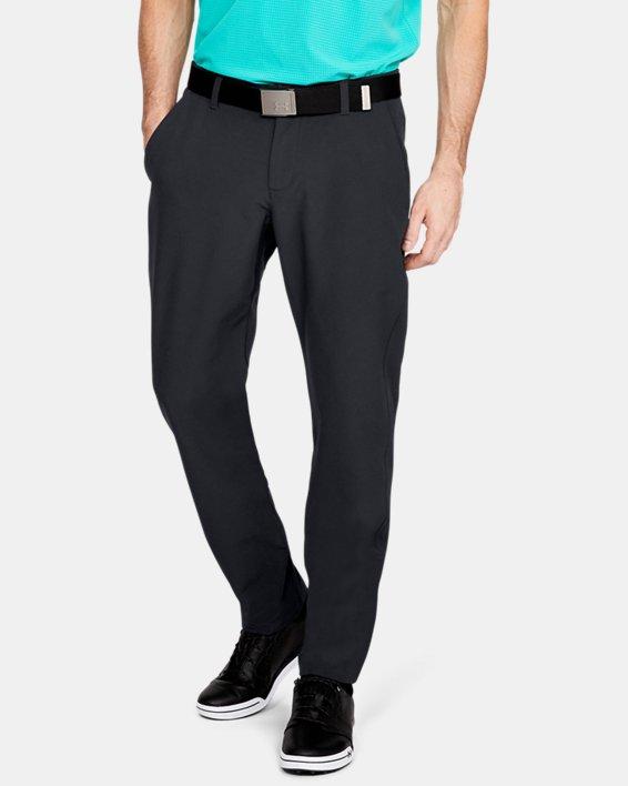 Men's ColdGear® Infrared Showdown Tapered Pants, Black, pdpMainDesktop image number 0