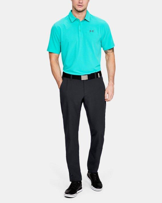 Men's ColdGear® Infrared Showdown Tapered Pants, Black, pdpMainDesktop image number 1