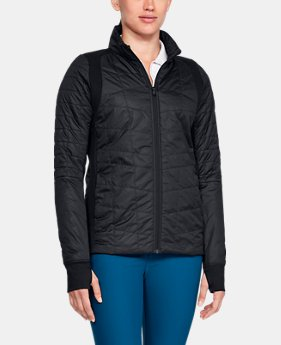 New Arrival Women's UA Storm Insulated Jacket  1  Color Available $160