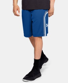 New Arrival Men's UA Big Stage Shorts   $34.99