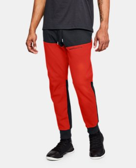 Men's UA Pursuit BTB Joggers  1  Color Available $56.25
