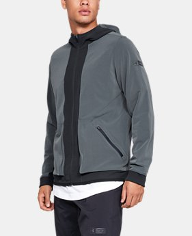 Men's SC30 Woven Jacket  1  Color Available $120