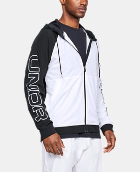 New Arrival Men's UA Baseline Woven Jacket  1  Color Available $100