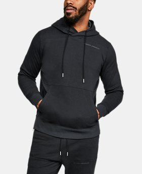 Men's UA Pursuit Microthread Pullover Hoodie  2  Colors Available $85