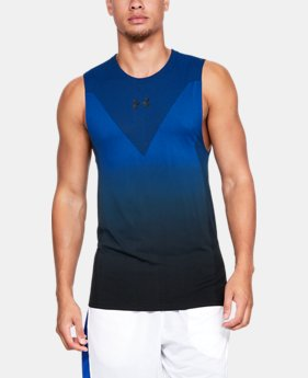 New Arrival Men's SC30 Seamless Tank  1  Color Available $50