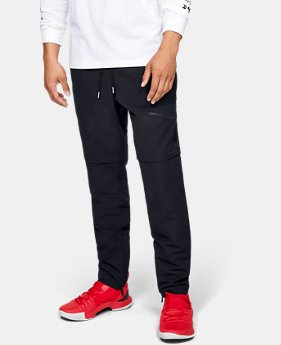 Men's UA Pursuit Convertible Pants  1  Color Available $100