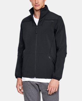 New Arrival Men's UA Pursuit Jacket  1  Color Available $150