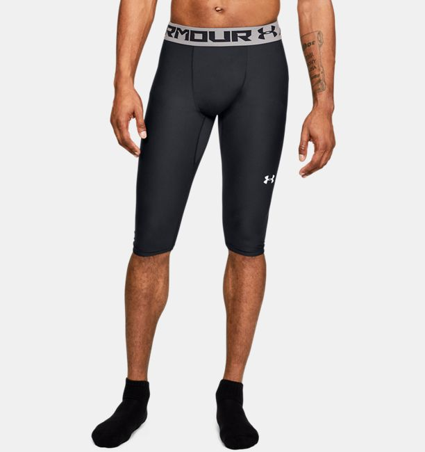 cc09799b7f2ac Men's UA Baseline Knee Tights | Under Armour US