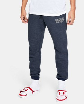 New Arrival Men's UA Baseline Fleece Joggers  1  Color Available $65