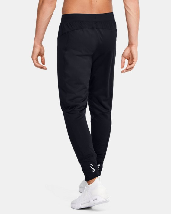 Men's ColdGear® Reactor Pants, Black, pdpMainDesktop image number 2
