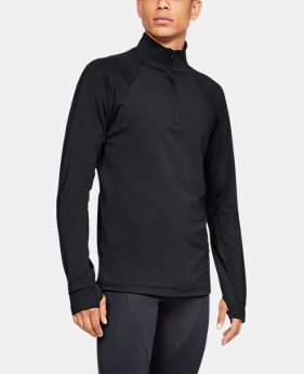 Men's ColdGear® Reactor ½ Zip  2  Colors Available $110