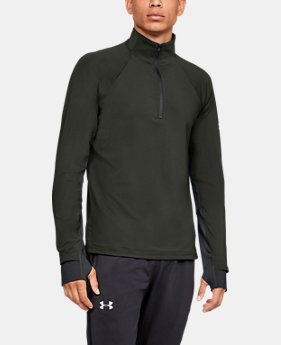 Men's ColdGear® Reactor ½ Zip  1  Color Available $90
