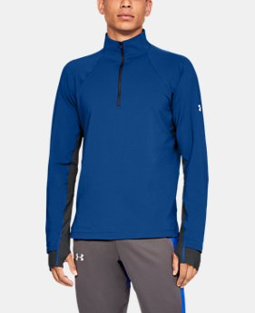 New Arrival Men's ColdGear® Reactor ½ Zip  1  Color Available $90