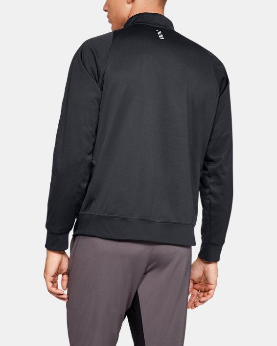 Men's UA Pick Up The Pace Jacket, Black, pdpMainDesktop image number 2