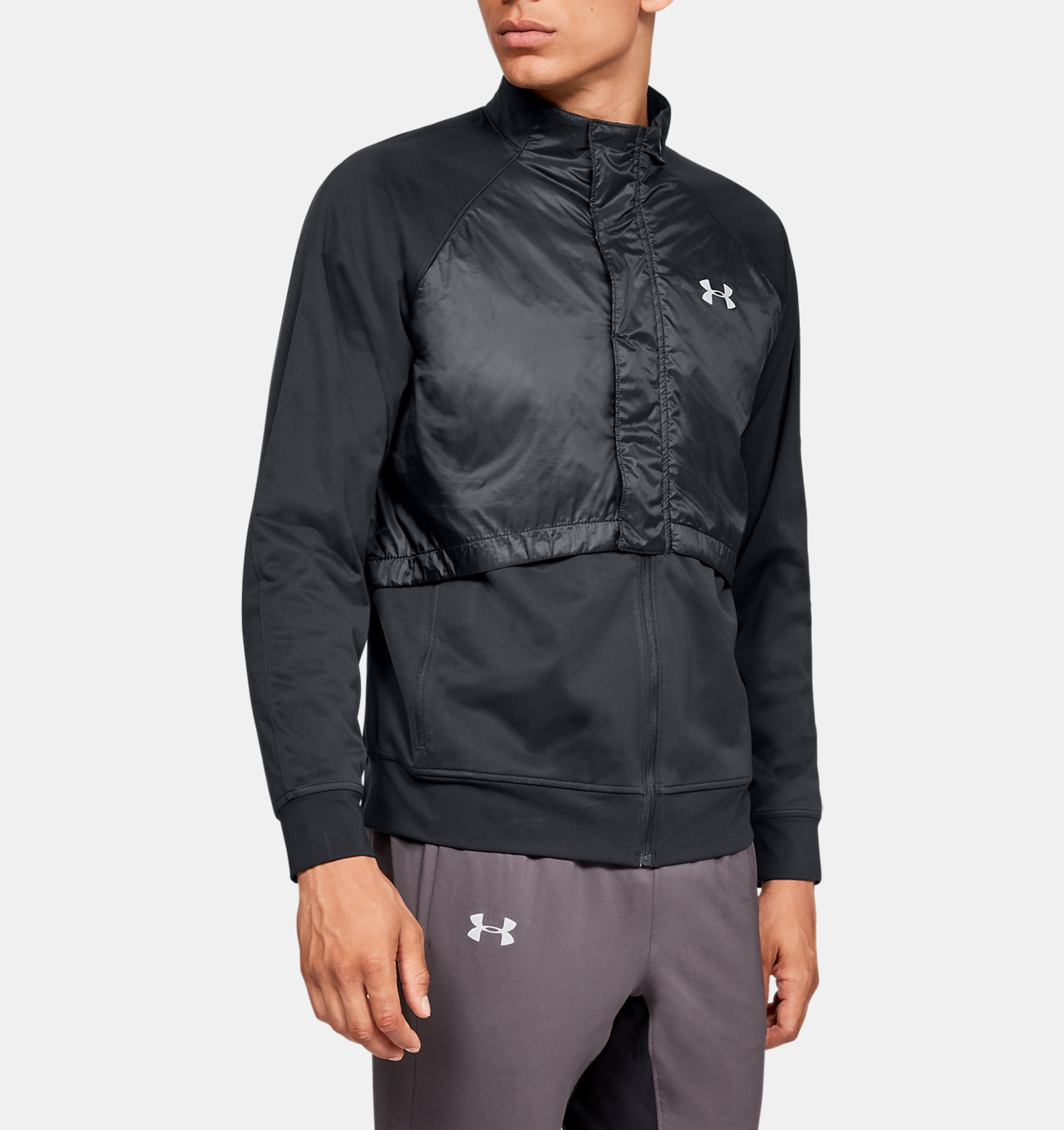 Underarmour Mens UA Pick Up The Pace Jacket